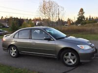 2005 Honda Civic - Safety - Excellent Condition