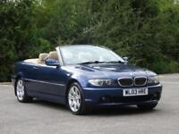 2003 BMW 3 Series 2.5 325Ci 2dr