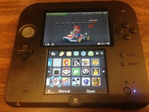 Nintendo 2DS + 14 games + any game you want...