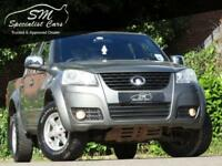 2013 13 GREAT WALL STEED 2.0 TD TRACKER 4X4 DCB 1D 141 BHP DIESEL