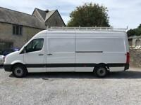 Volkswagen Crafter CR35 LWB High Roof 114 TDi