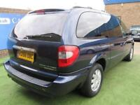 2006 Chrysler Grand Voyager 2.8 CRD Limited 5dr