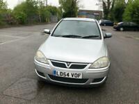 2004 Vauxhall Corsa 1.4i 16V Design 3dr Auto HATCHBACK Petrol Automatic