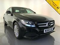 2015 MERCEDES-BENZ C220 DIESEL SE EXECUTIVE AUTOMATIC 1 OWNER SERVICE HISTORY