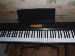 Casio Piano CDP230R + stand + Pedal (88 keys)