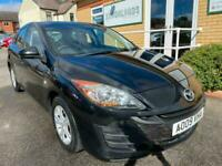 2009 Mazda 3 1.6 TS Black 5 Door Ever Reliable. Please Read Full Description
