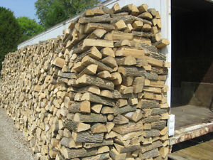 FIREWOOD FOR SALE - WELL-SEASONED - READY TO USE London Ontario image 3