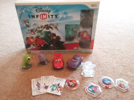 Disney Infinity Wii bundle