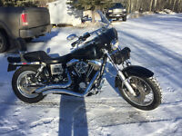 1993 Dyna FXDWG