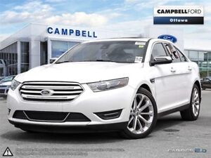 2016 Ford Taurus Limited AWD-NAV-LEATHER-LOADED-GREAT BUY