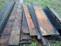 Lumber, Mouldings, Siding,