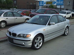 2005 BMW 325 Xi AWD - Extremely Clean