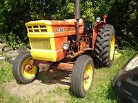 1270 WHITE FARM TRACTOR