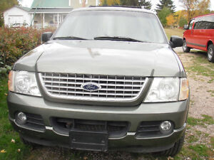 2002 Ford Explorer Limited VUS