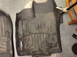 2008 Lincoln MKX weather tech mats Cambridge Kitchener Area image 4