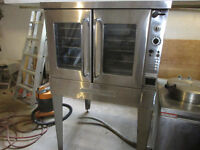 Bakers Pride 3 phase Commercial Stainless Steel Convection Oven