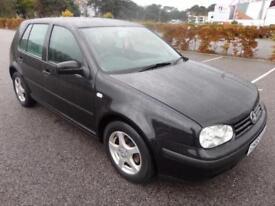 Volkswagen Golf 1.4 E 2001 86,000 miles