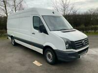 15 Reg Volkswagen Crafter 2.0TDi ( 163PS ) BlueMotion Tech CR35 LWB AIRCON