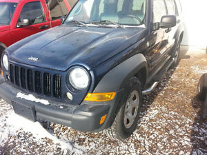 2006 Jeep Liberty- must sell
