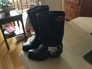 Genuine Harley Davidson Women's Riding Boots