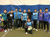 Ontario's Biggest Winter Cricket League in GTA - Lakeshore