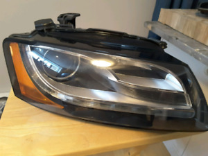 AUDI A5 PHARE HID HEADLIGHT LUMIÈRE HEADLAMP XENON