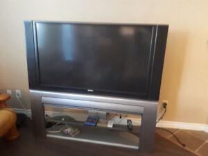 """Hitachi 50"""" TV for sale, $100"""