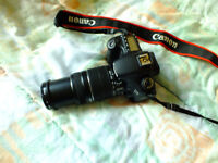 Canon 60d and 2 lens