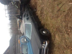 72 Chevy impala forsale or part out
