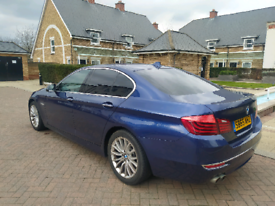 image for BMW 5 SERIES 2.0 1.8d Luxury 4dr ULEZ Euro 6 / 1 Year PCO