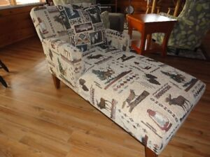BRAND NEW CONDO SIZE CHAISE LOUNGE