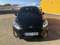 2017 Ford Fiesta 1.0 EcoBoost 140 ST-Line 5dr HATCHBACK Petrol Manual