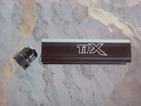 paintball tippmann tipx block and co2 cap