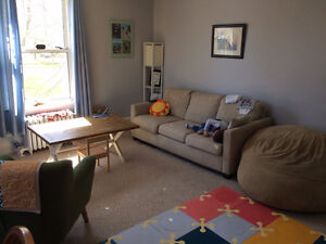Large, Spacious, Bright 3 bedroom Apartment - North End Halifax