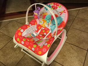 Fisher-Price Infant-Toddler Rocking Chair