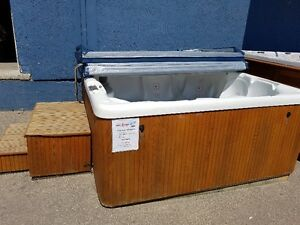 Used Beachcomber Spa