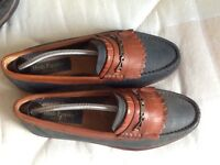BRAND NEW MEN'S HUSH PUPPY LOAFERS SIZE 8.5