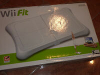 Plate-forme Wii Fit