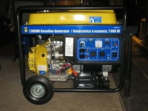 Power Fist 7000W Generator