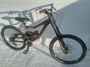 2009 Medium Rocky Mountain Flatline DH