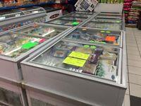 Urgent Sale of 4 Commercial Freezer