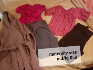 Maternity lot