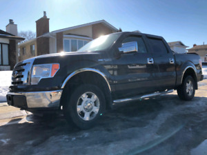 2010 FORD F150 SUPERCREW CAB GREAT CONDITION!