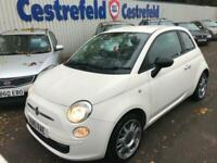 Fiat 500 1.2 POP Petrol, low mileage ,cheap tax