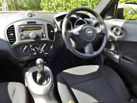 2015 Nissan JUKE 1.6 VISIA Manual Hatchback