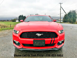 2015 Ford Mustang  Eco Premium