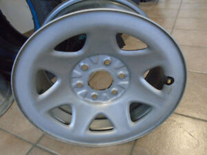 "Chevrolet GMC 1500 Rims 17"""