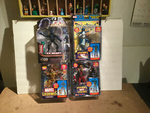 Marvel Legends with B.A.F.- M.I.P action figures