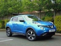 2018 Nissan Juke 1.6 BOSE PERSONAL EDITION XTRONIC 5DR CVT Auto Hatchback Petrol