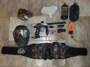 PAINTBALL SET Smart Parts Ion